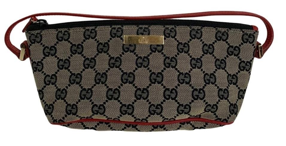 Bolsa Gucci Monogram Pochette