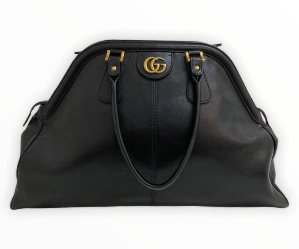 Bolsa Gucci 'RE(BELLE)' Preta