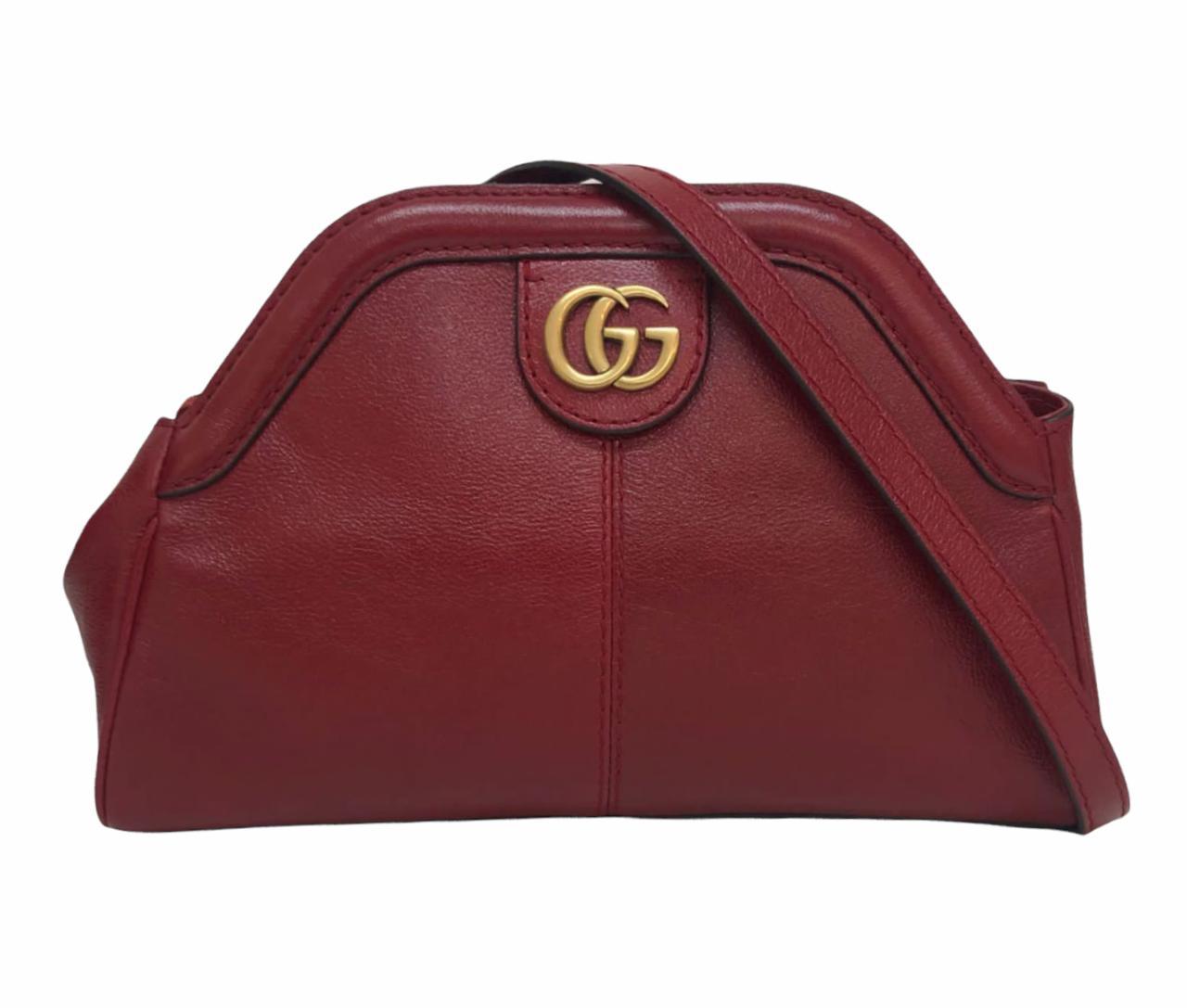 Bolsa Gucci RE(BELLE) Small Vermelha