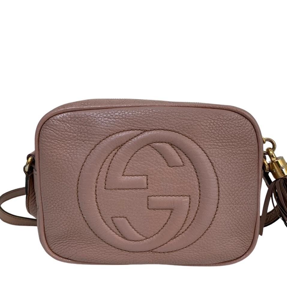 Bolsa Gucci Soho Rosé