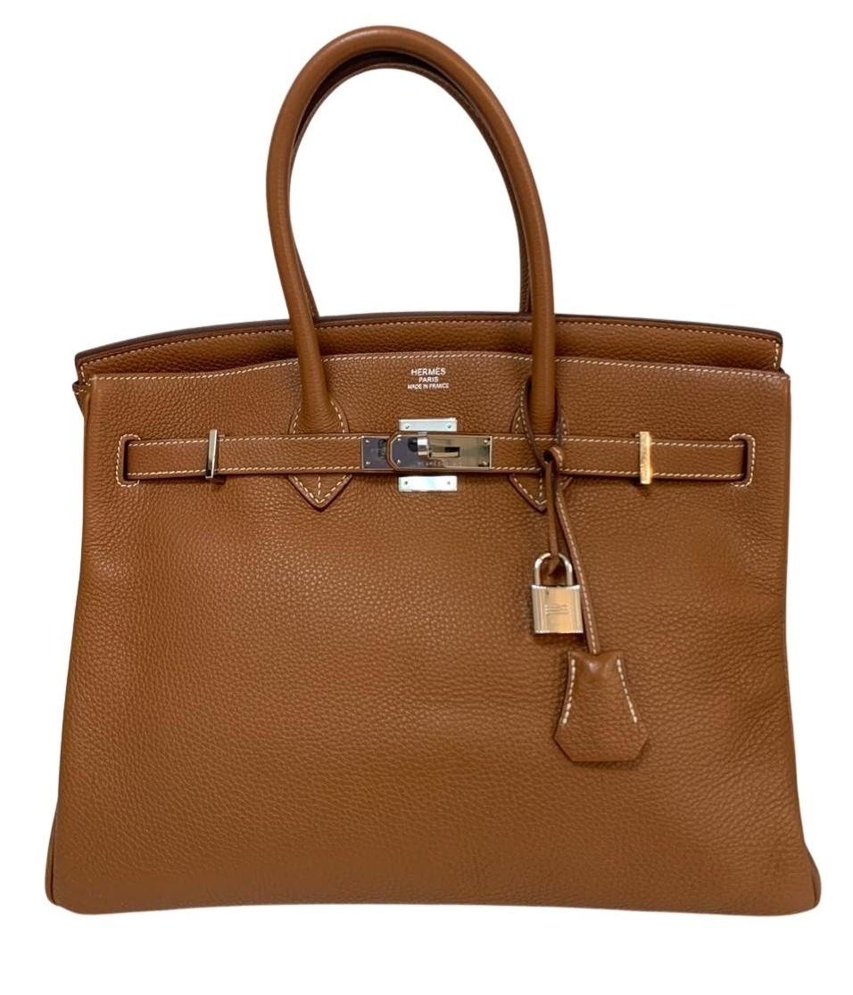 Bolsa Hermès Birkin 35