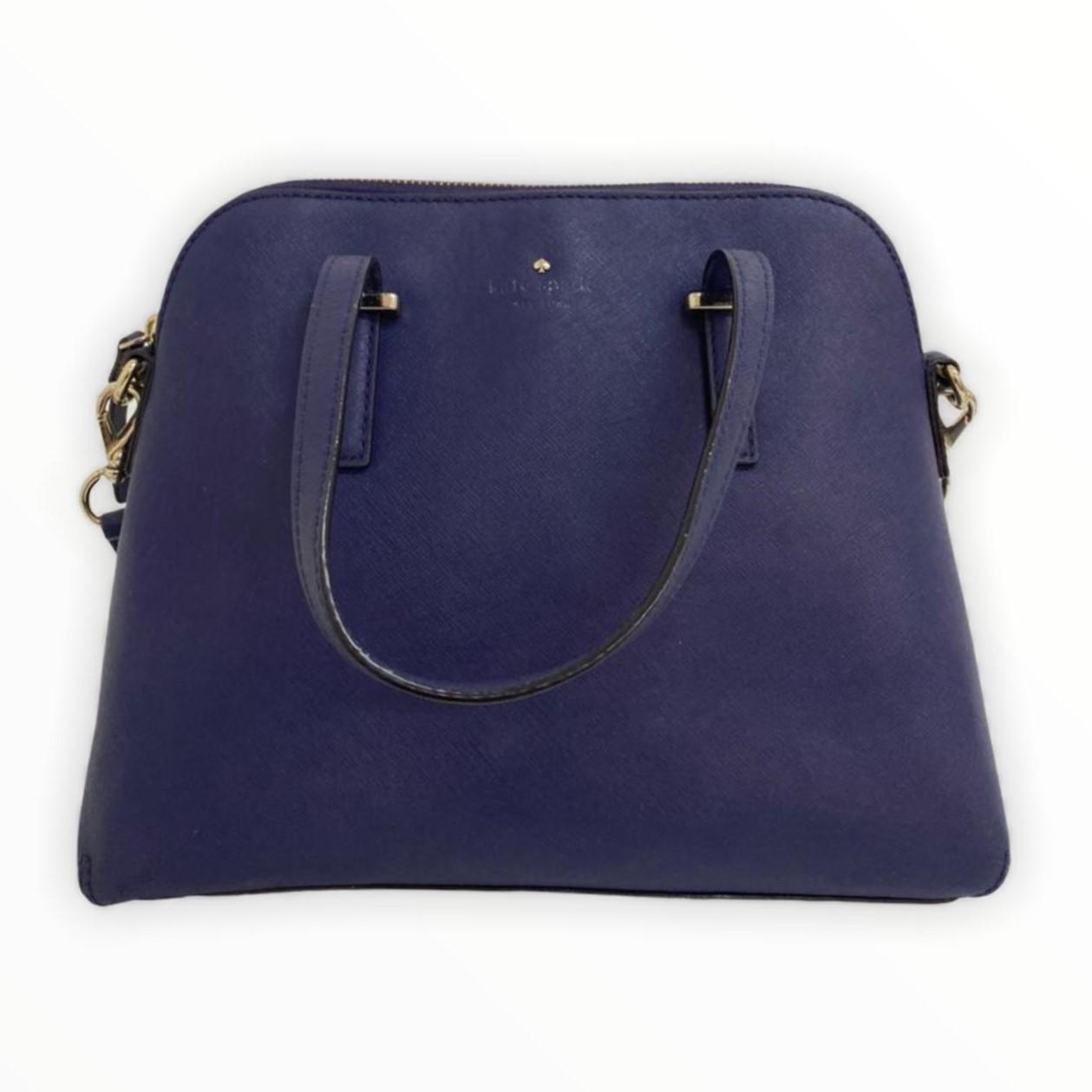 Bolsa Kate Spade Azul Escuro