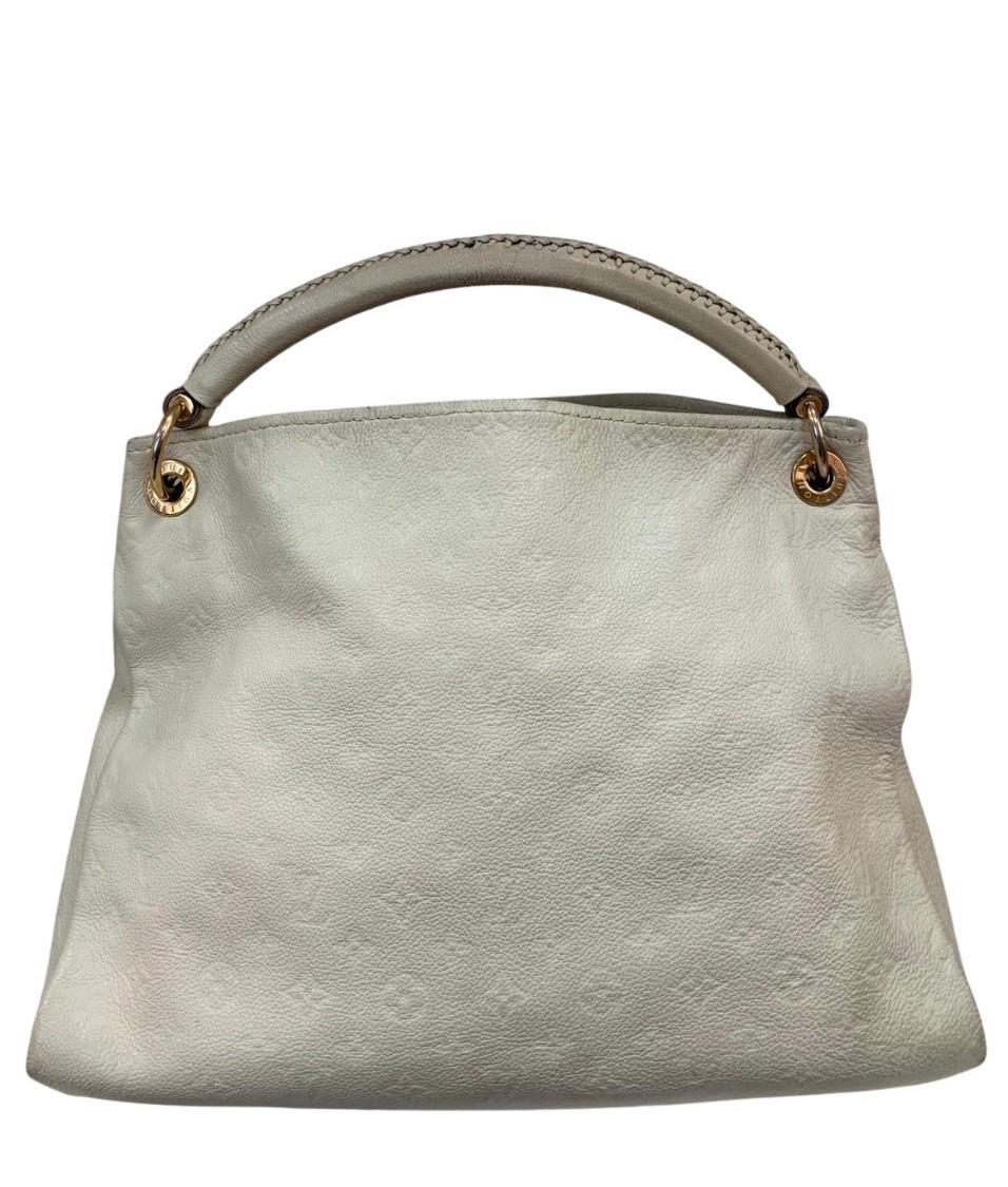 Bolsa Louis Vuitton Artsy Empreinte Off-White