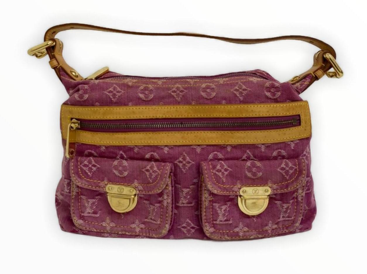 Bolsa Louis Vuitton Baggy Denim