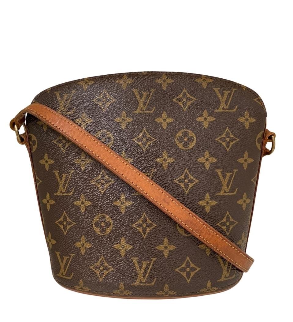 Bolsa Louis Vuitton Drouot Monogram