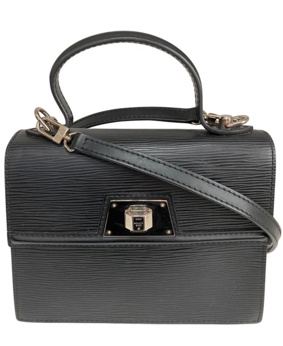 Bolsa Louis Vuitton Epi Preta