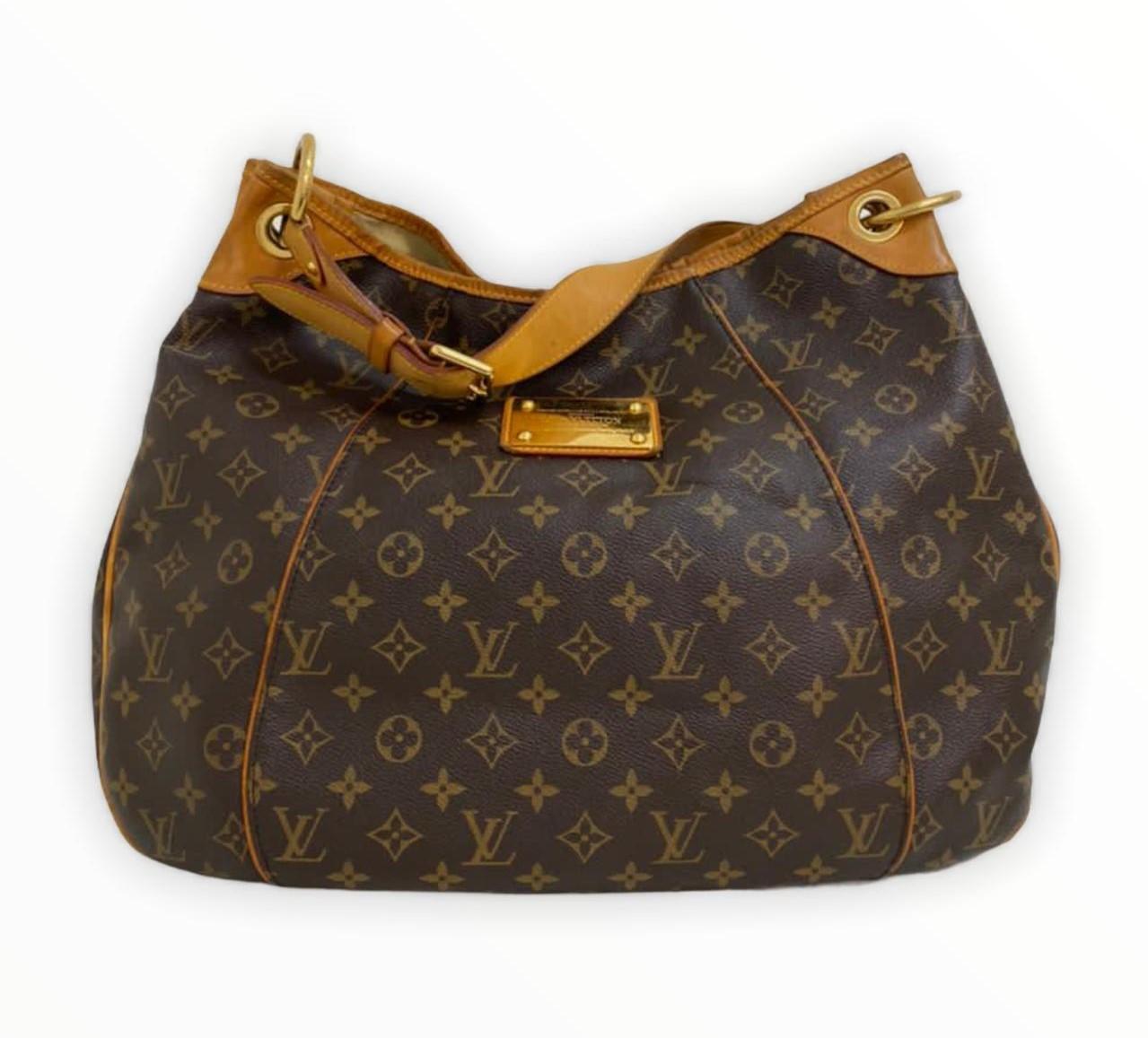 Bolsa Louis Vuitton Galliera MM Monogram