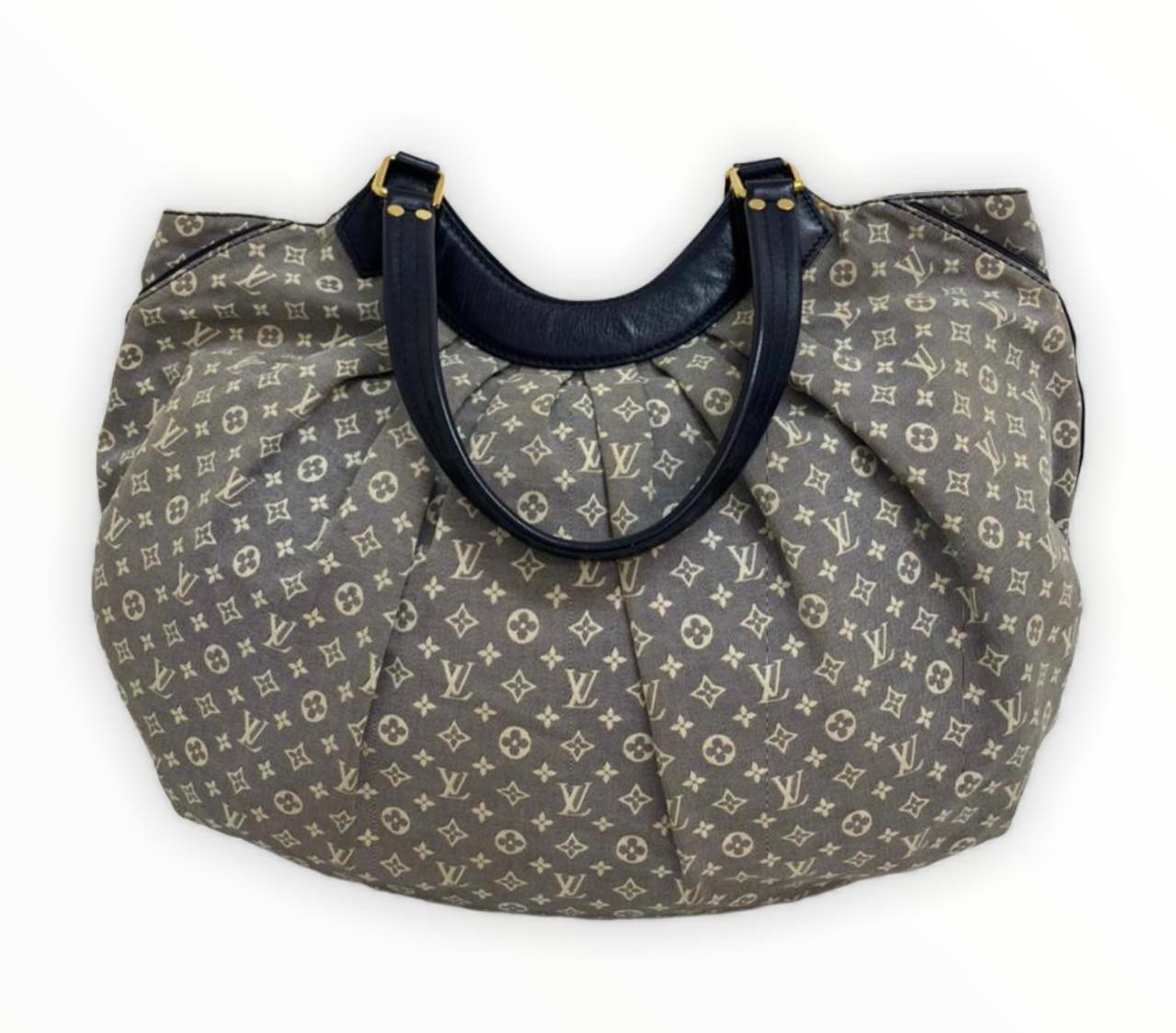Bolsa Louis Vuitton Idylle Fantaise Azul Marinho