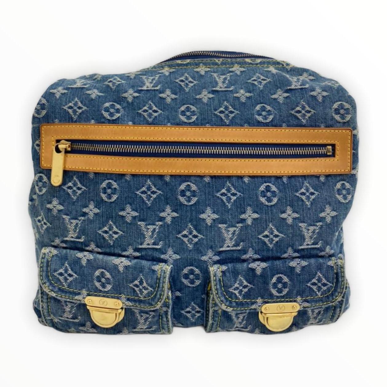 Bolsa Louis Vuitton Jeans Monogram Baggy
