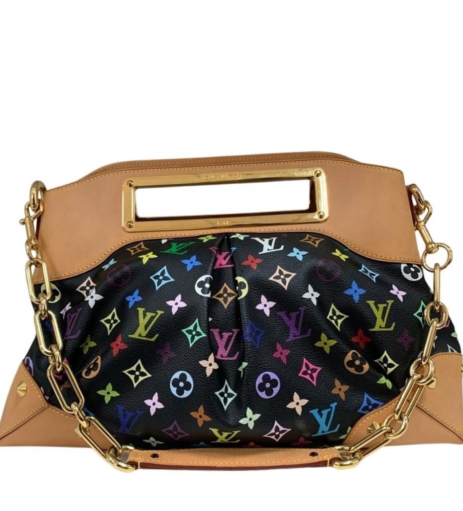 Bolsa Louis Vuitton Judy Multicolore