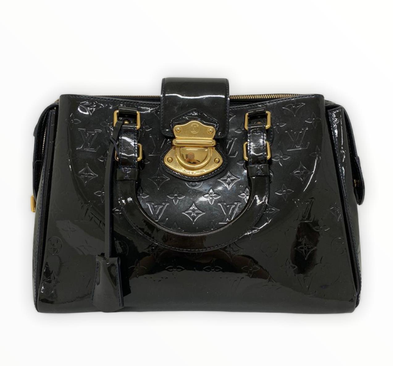 Bolsa Louis Vuitton Melrose Avenue Preta