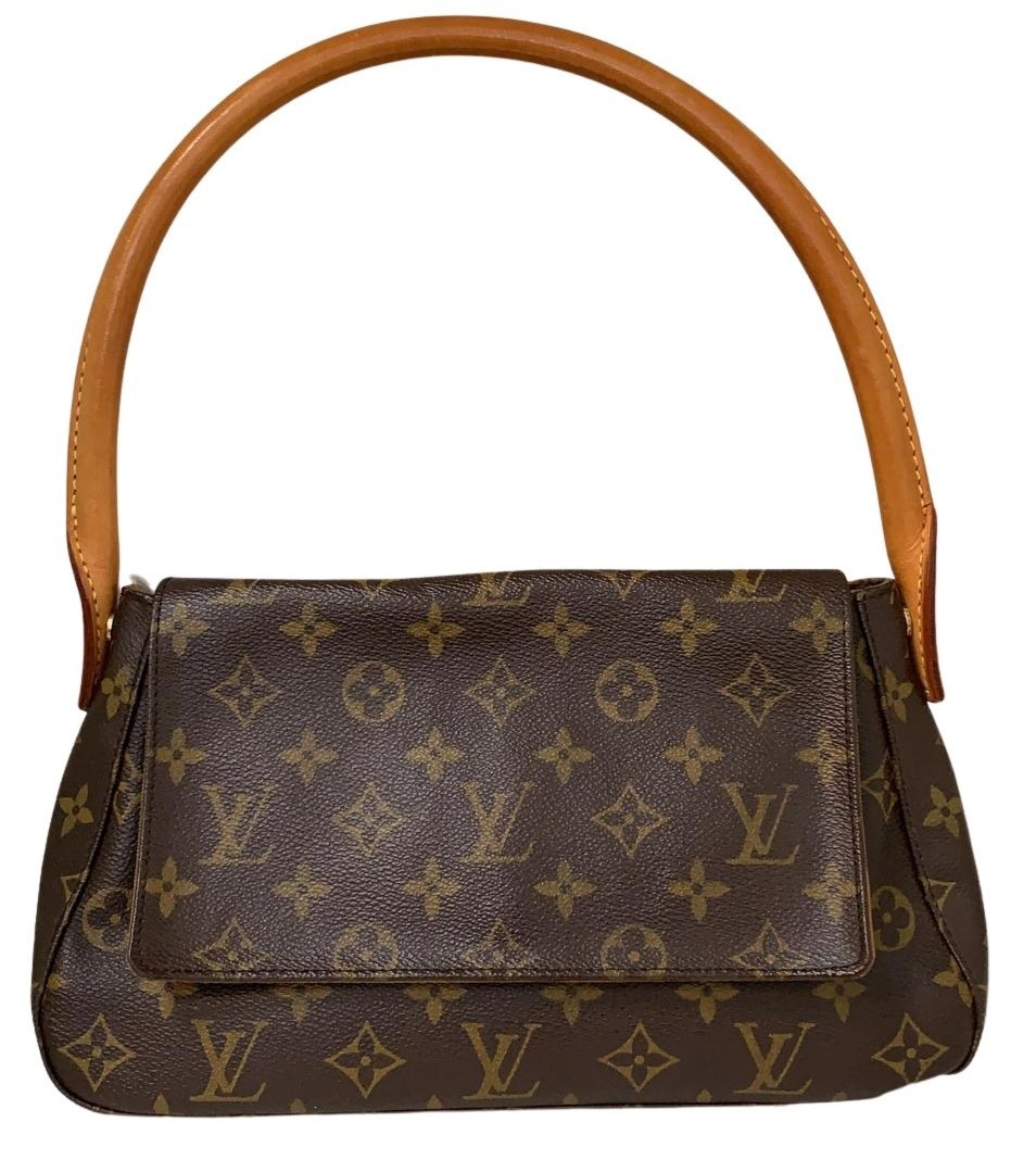 Bolsa Louis Vuitton Mini Looping Monogram