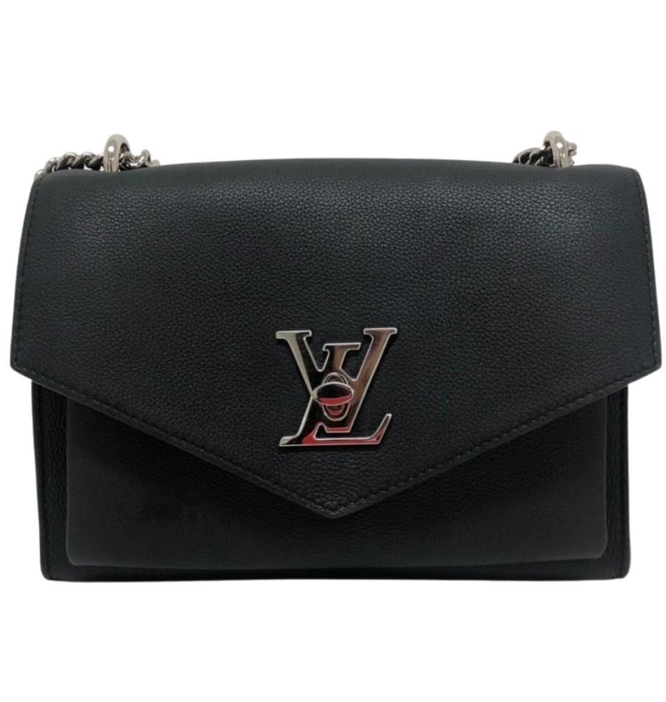 Bolsa Louis Vuitton Mylockme Chain Preta
