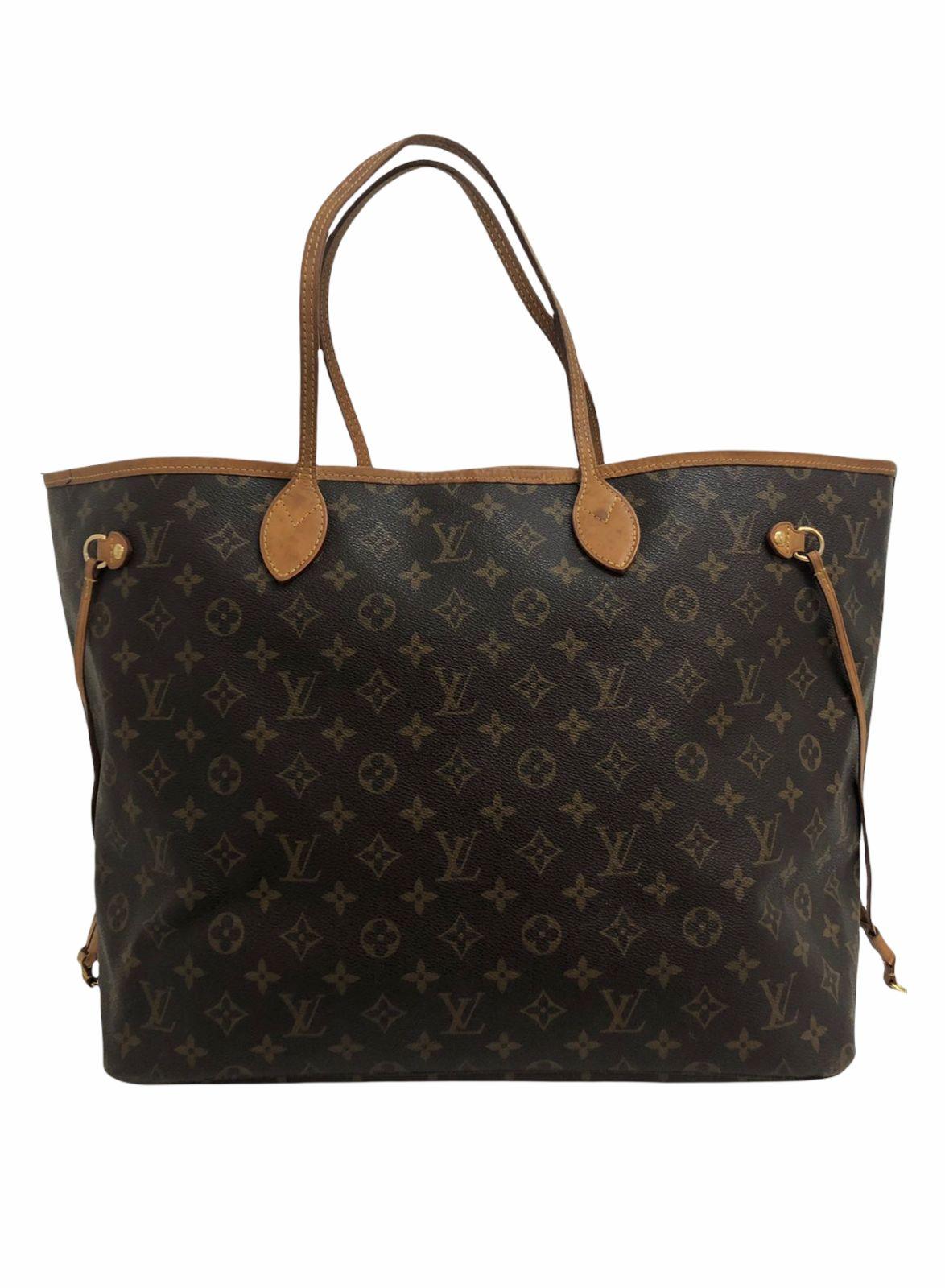 Bolsa Louis Vuitton Neverfull Monogram GM
