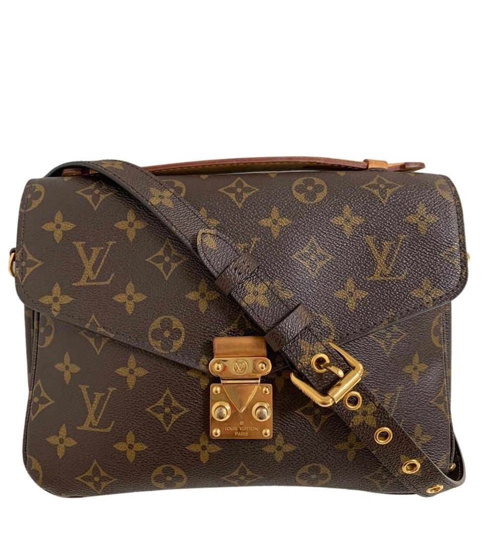Bolsa Louis Vuitton Pochette Métis
