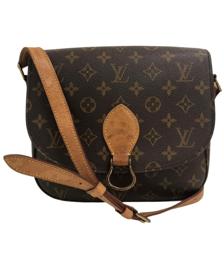Bolsa Louis Vuitton Saint Cloud Monogram Crossbody