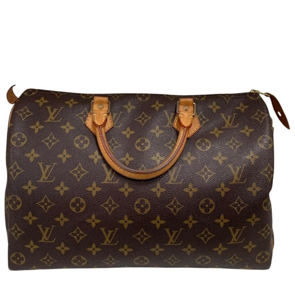 Bolsa Louis Vuitton Speedy 35 Monogram