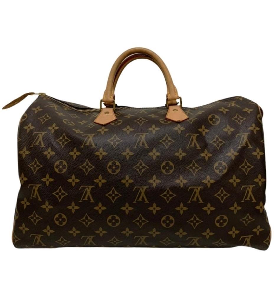 Bolsa Louis Vuitton Speedy 40 Monogram