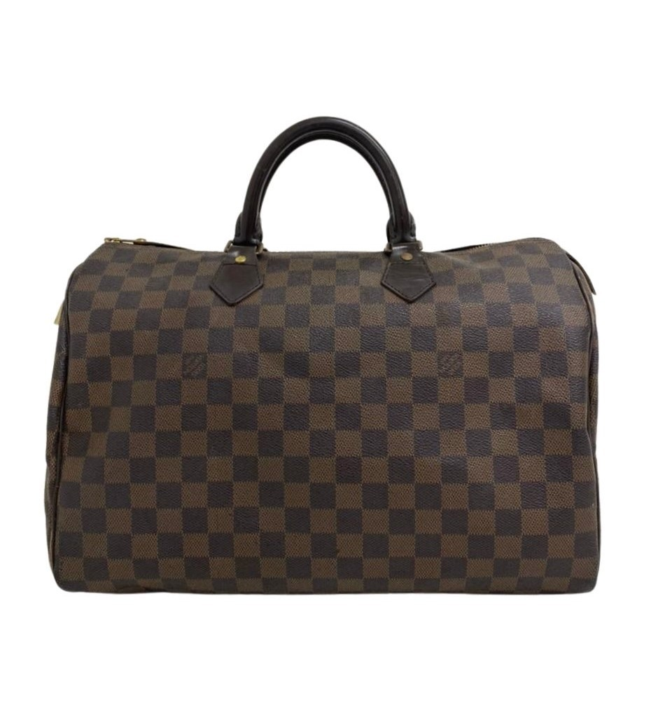 Bolsa Louis Vuitton Speedy Damier Ébène