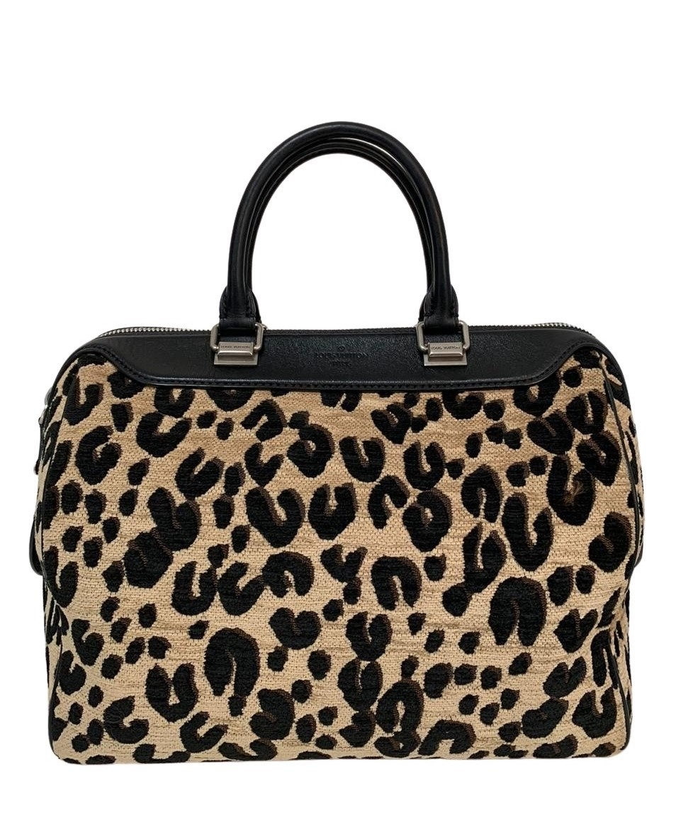 Bolsa Louis Vuitton Speedy Limited Edition Stephen Sprouse Leopard