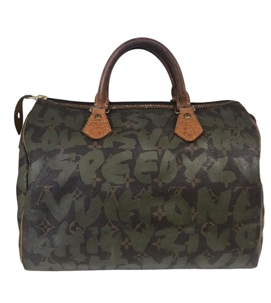 Bolsa Louis Vuitton Speedy Stephen Sprouse Graffiti Limited Edition