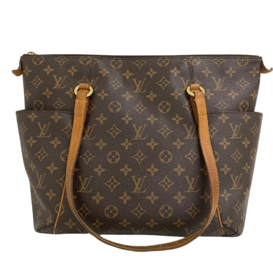 Bolsa Louis Vuitton Totally MM Monogram