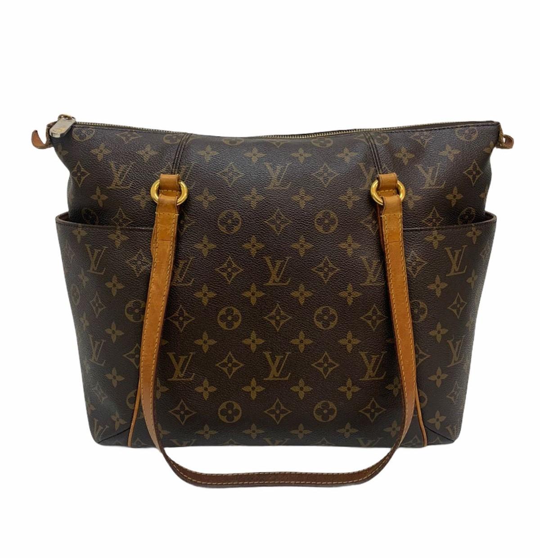 Bolsa Louis Vuitton Totally Monogram MM