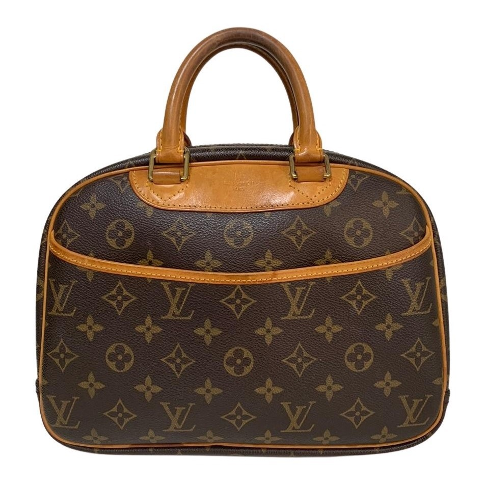 Bolsa Louis Vuitton Trouville Monogram