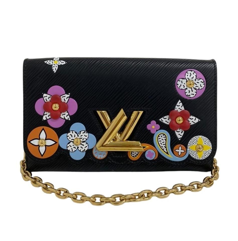 Bolsa Louis Vuitton Twist Chain Wallet Epi