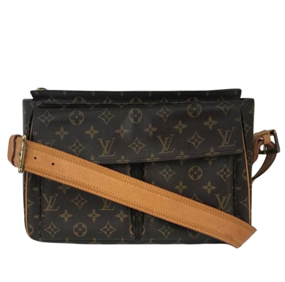 Bolsa Louis Vuitton Viva Cite Monogram