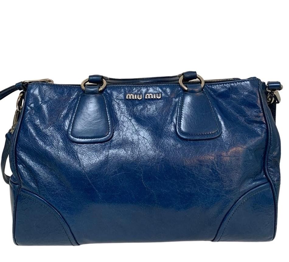 Bolsa Miu miu Azul