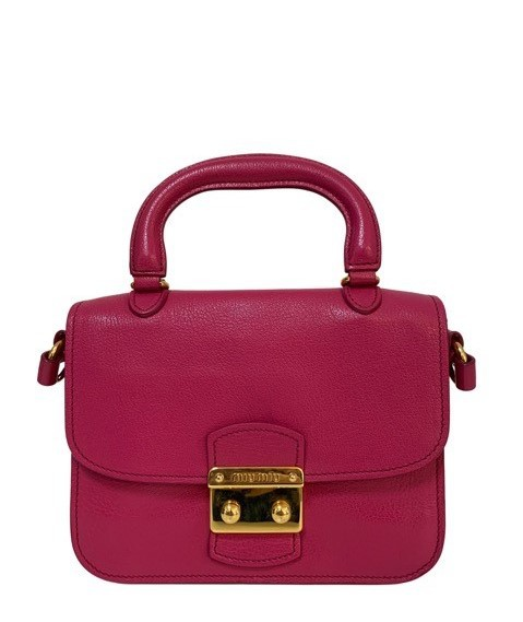 Bolsa Miu Miu Pink