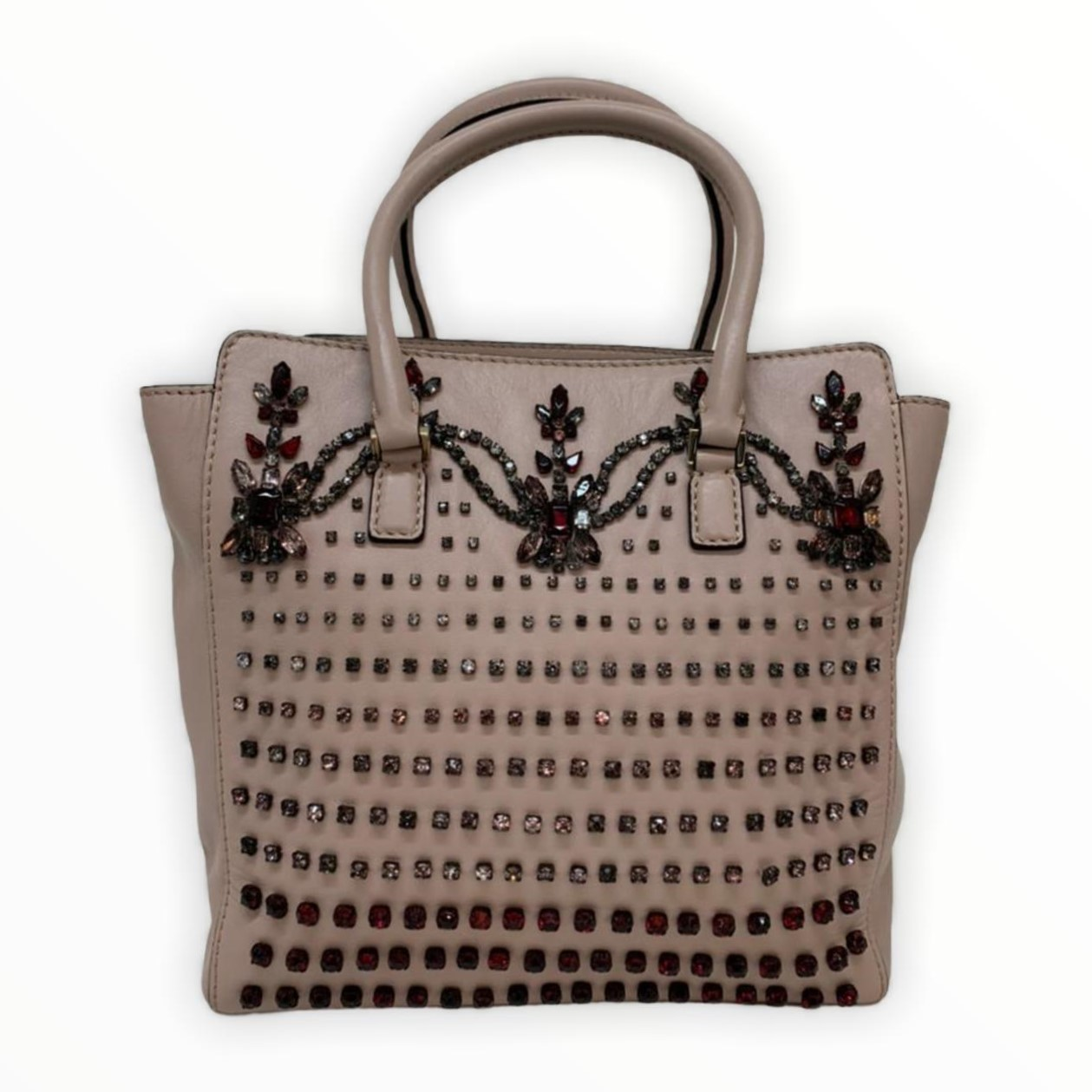 Bolsa Valentino Crystal Embellished