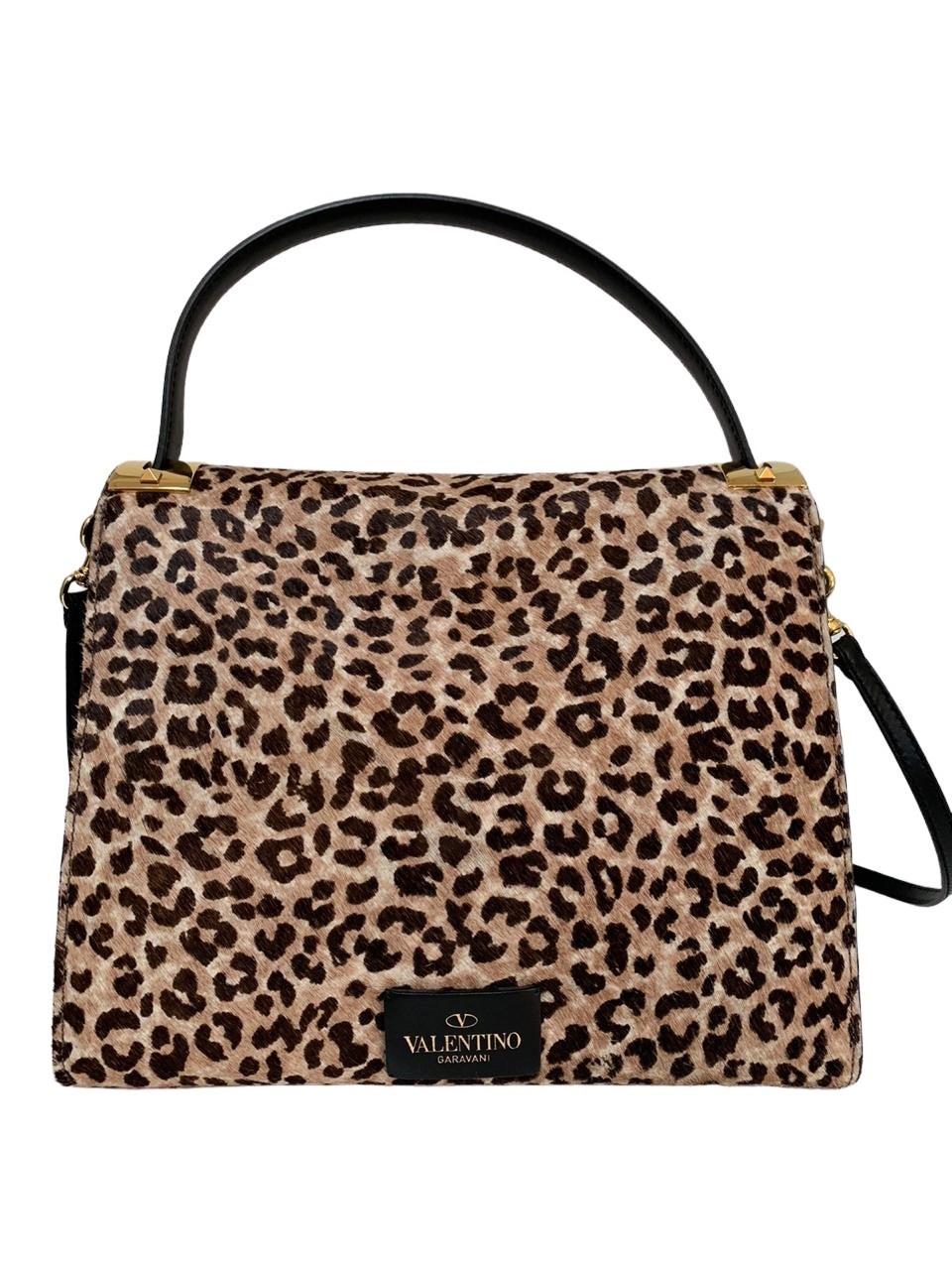 Bolsa Valentino Leopard Print
