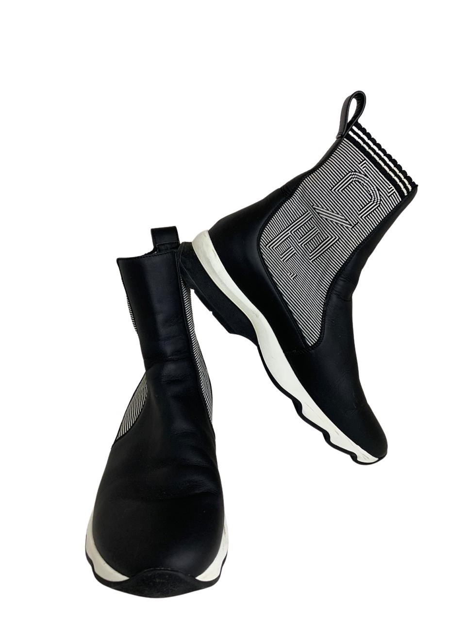 Bota Fendi Sock Boots