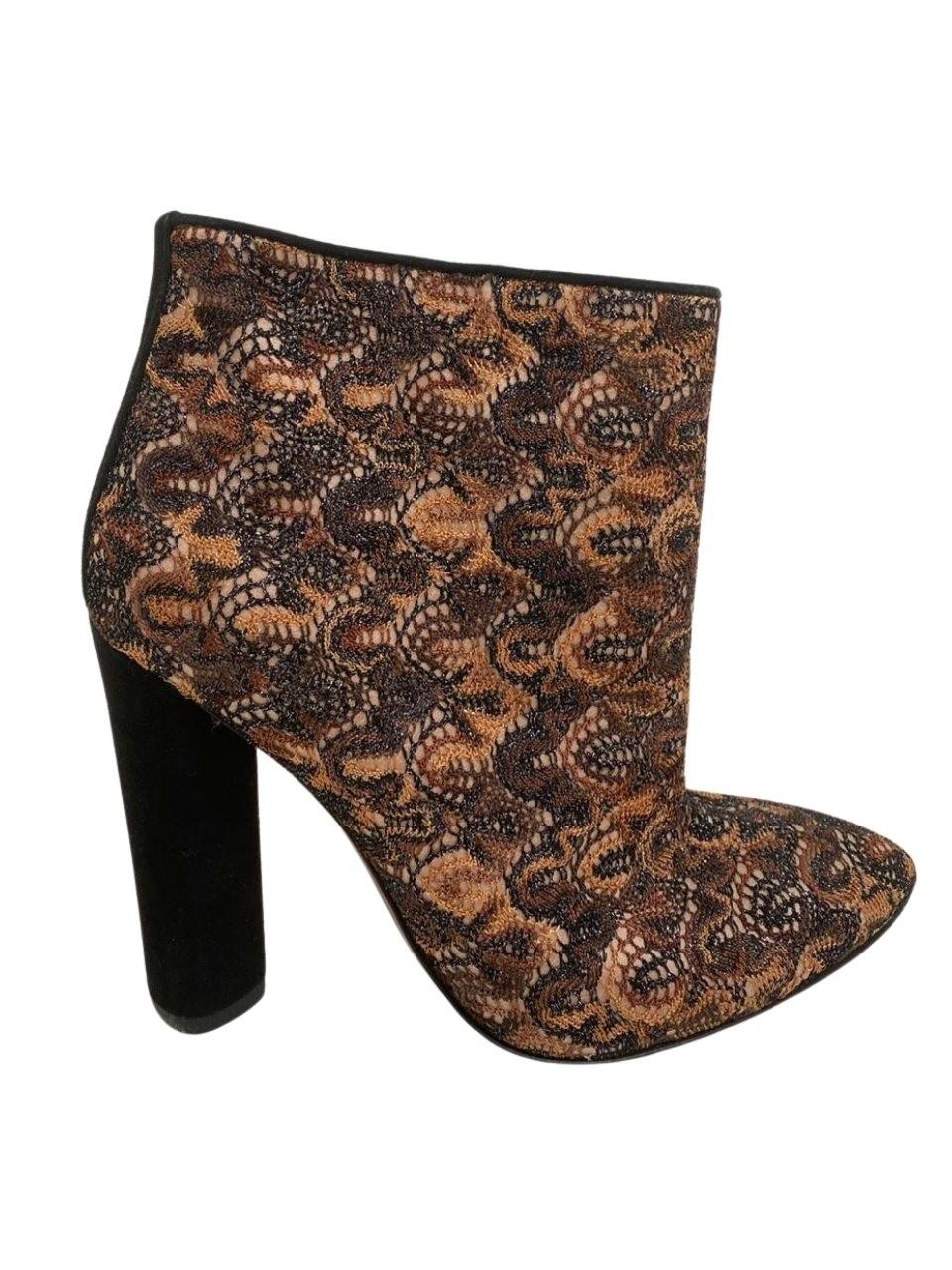 Bota Missoni Ankle Boots