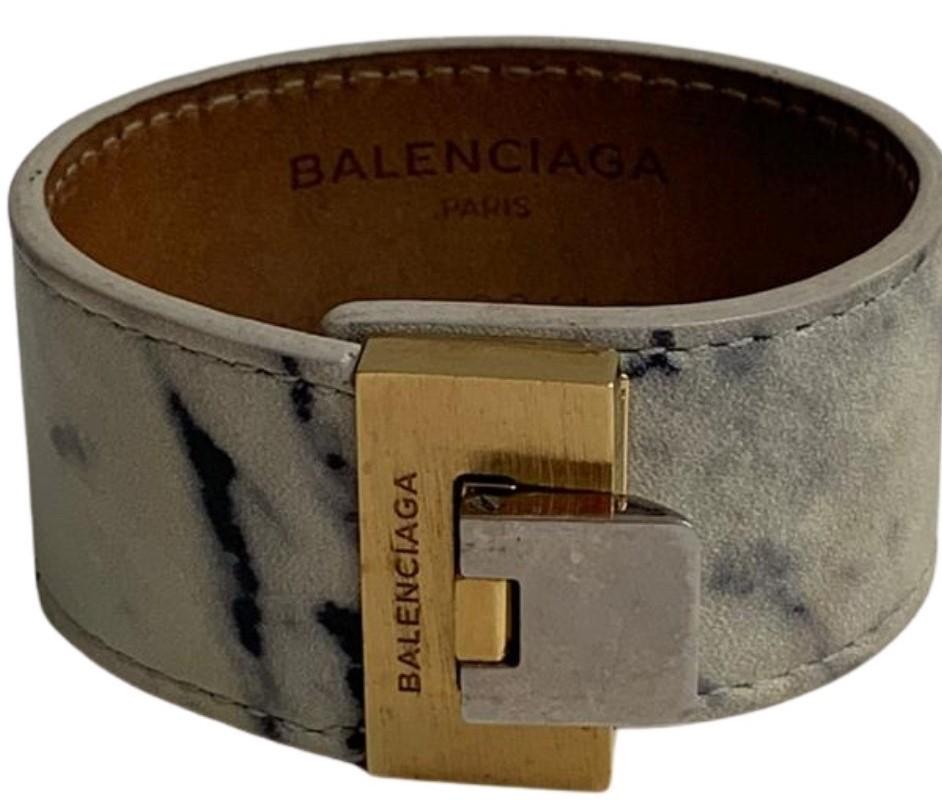Bracelete Balenciaga