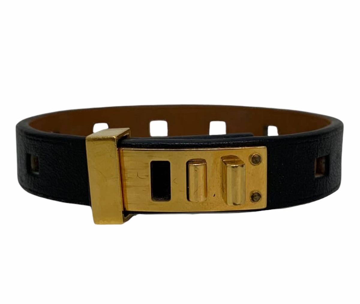 Bracelete Hermès Preto