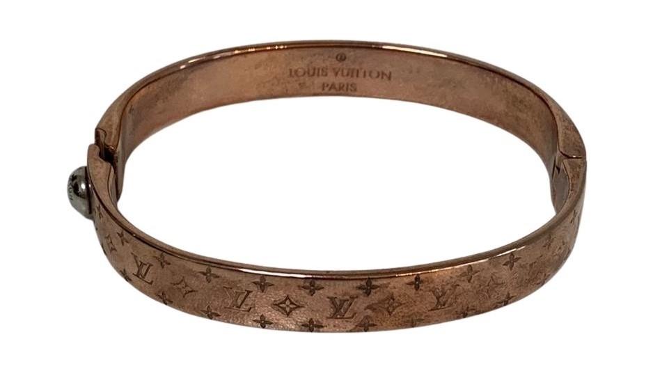 Bracelete Louis Vuitton Rosé