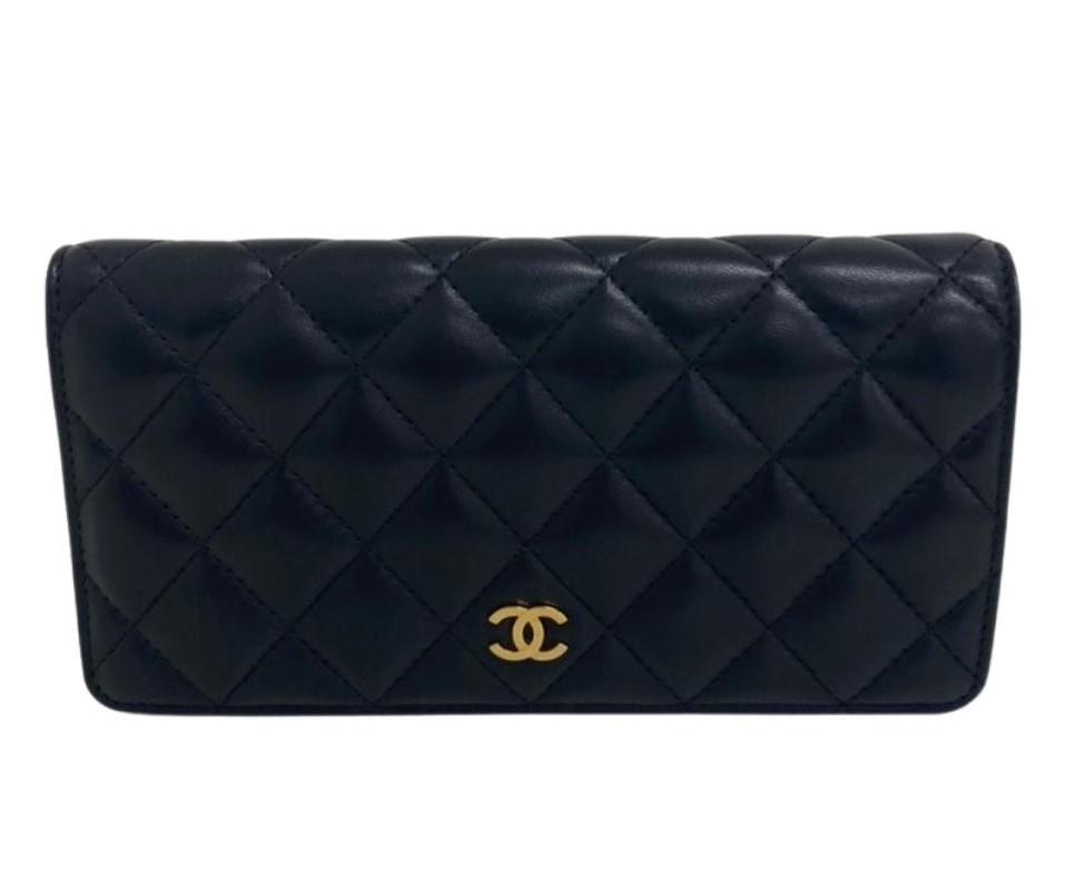 Carteira Chanel Long Wallet