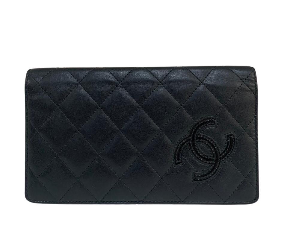 Carteira Chanel Preta