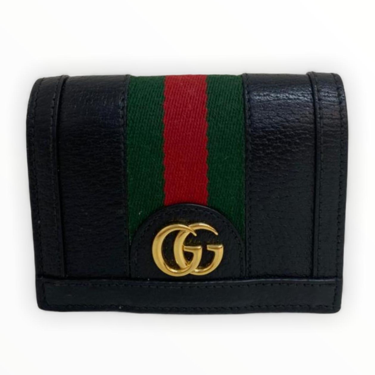 Carteira Gucci Ophidia Black Leather