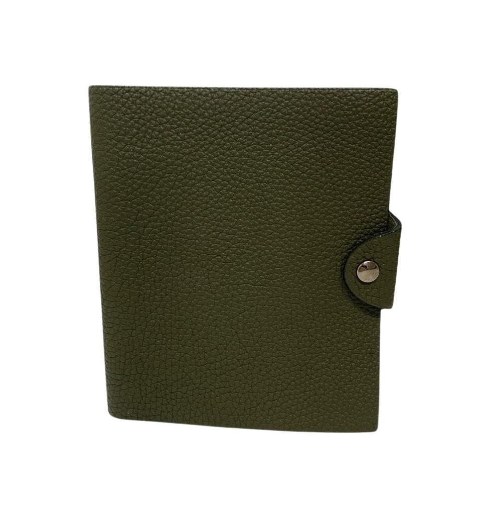 Carteira Hermès Verde