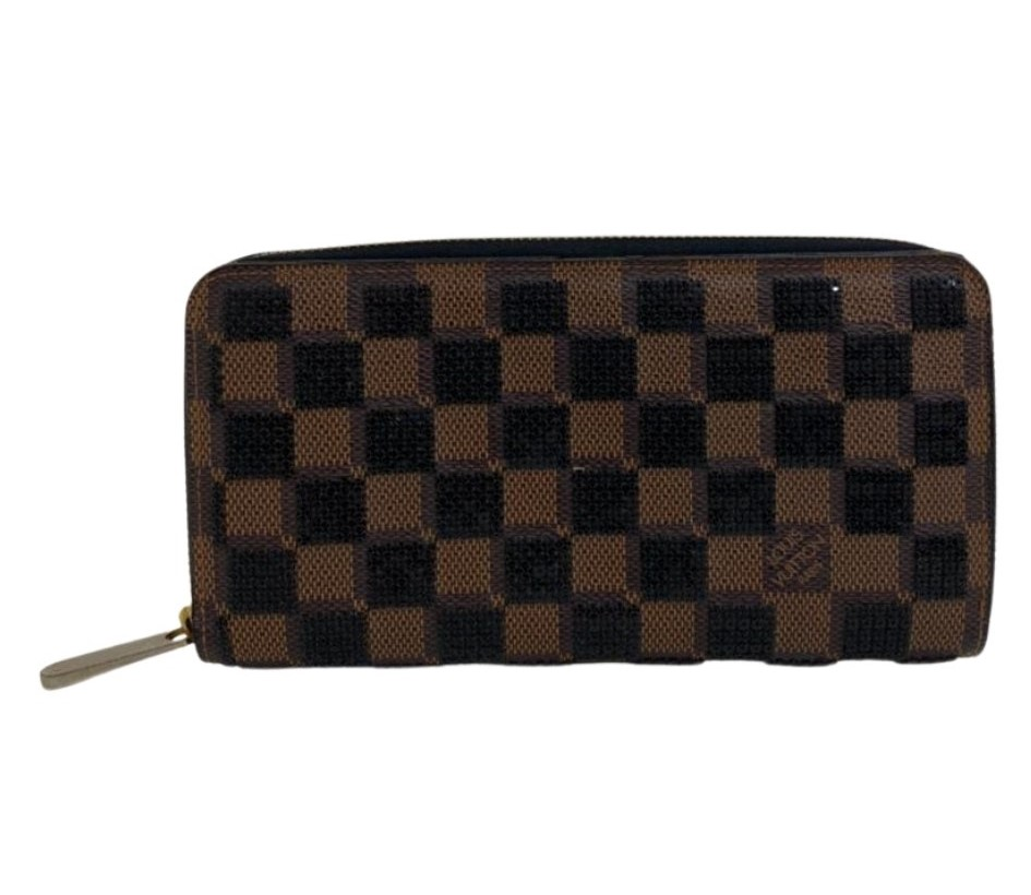 Carteira Louis Vuitton Limited Edition Damier Paillettes