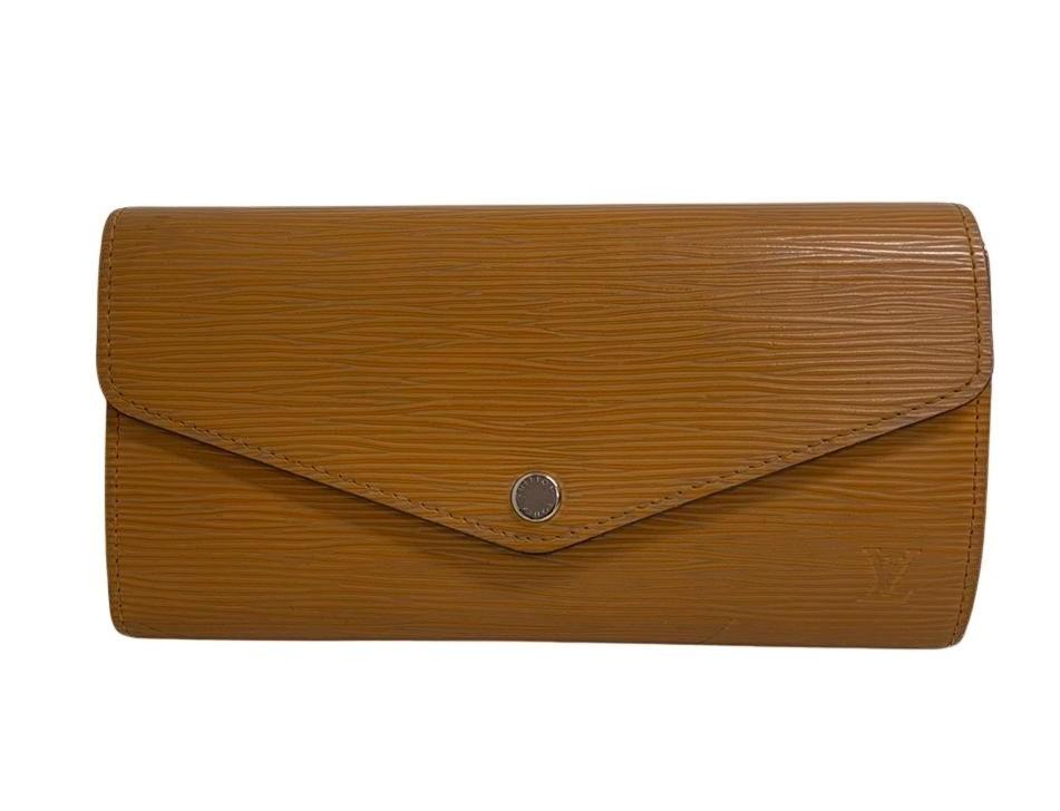 Carteira Louis Vuitton Mostarda