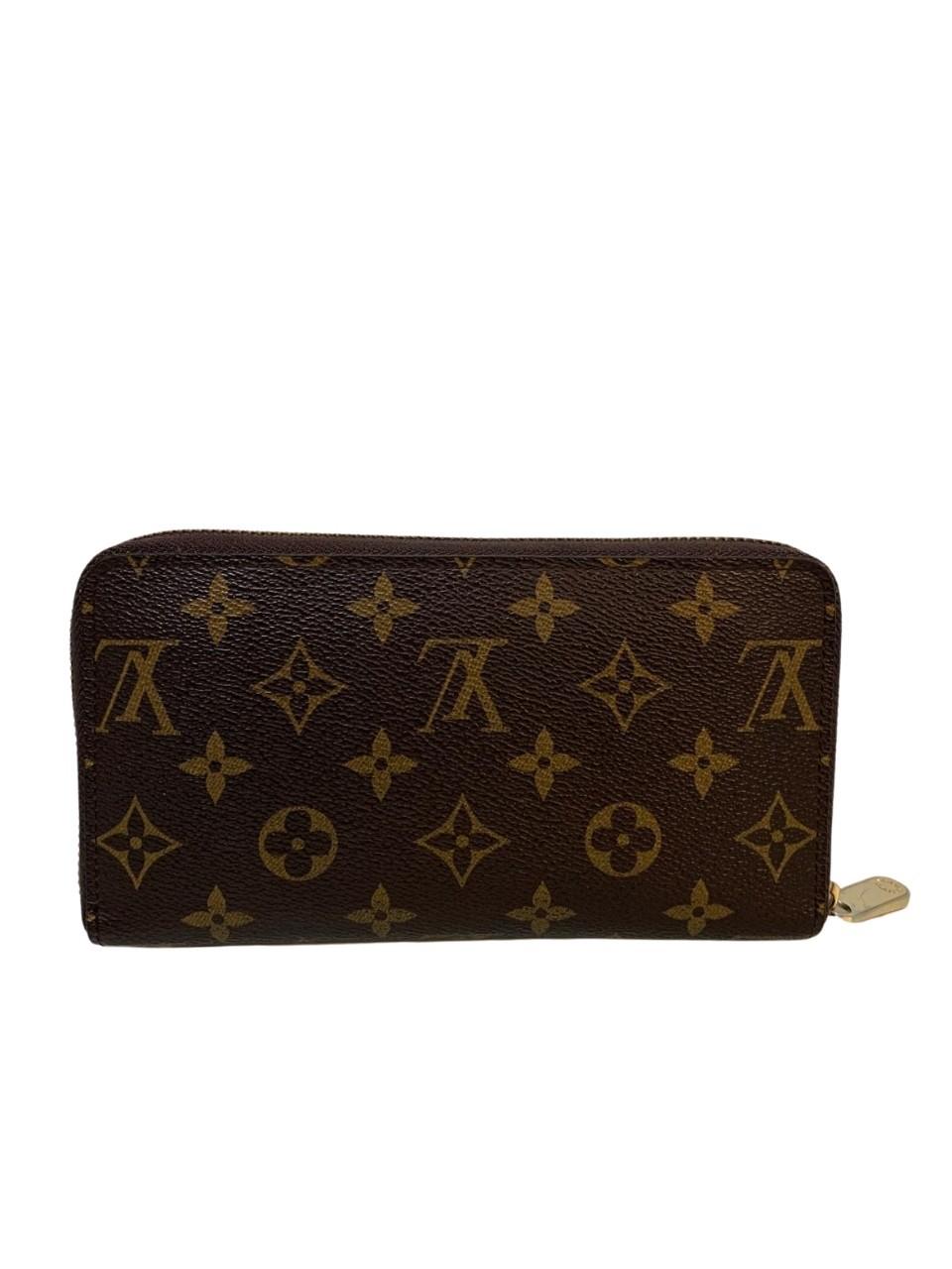 Carteira Louis Vuitton Zippy