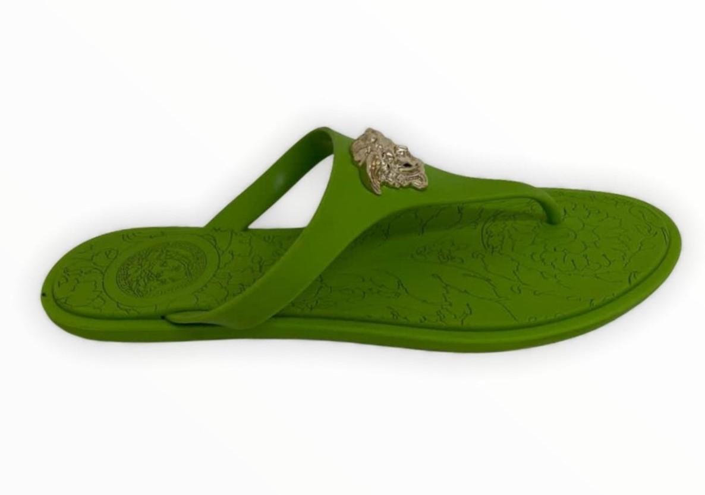 Chinelo Versace Verde