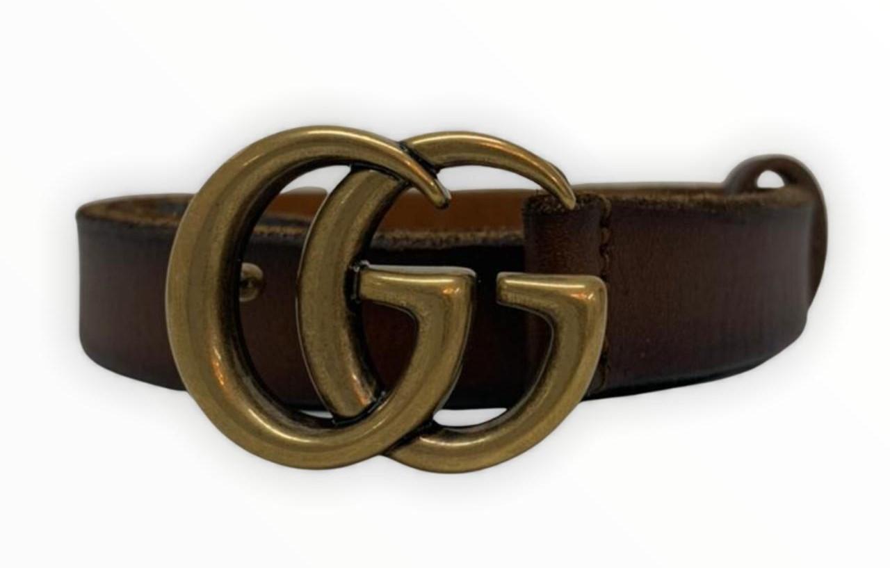 Cinto Gucci GG