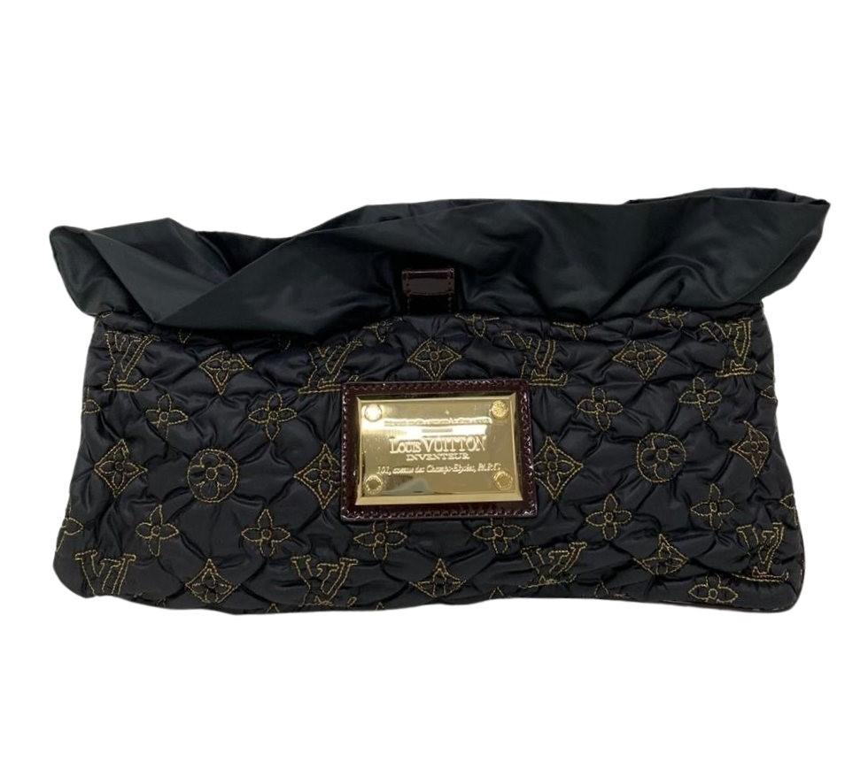 Clutch Louis Vuitton Devi Nylon