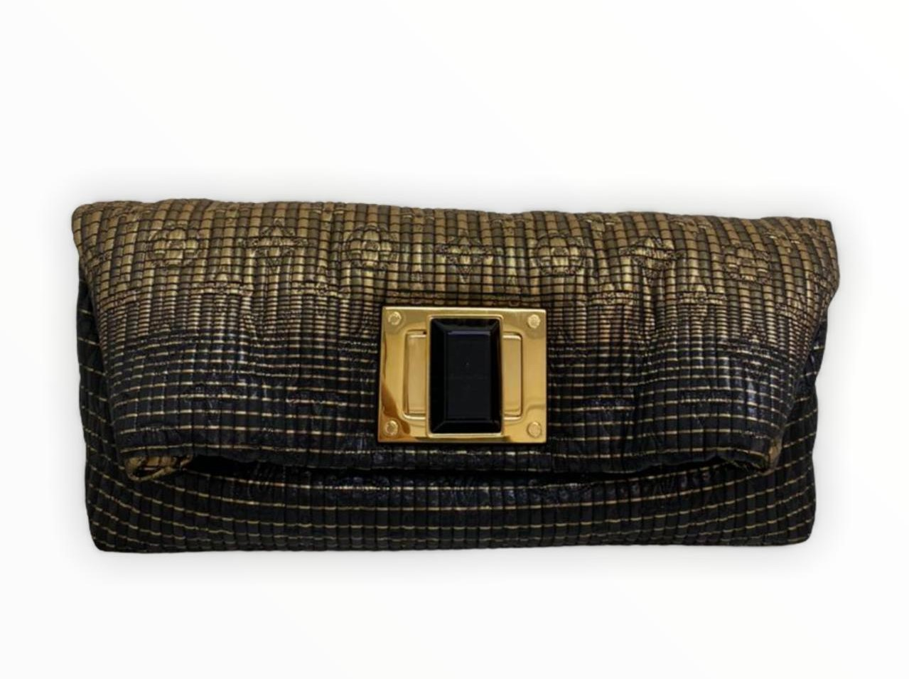 Clutch Louis Vuitton Limited Edition Bronze Altair